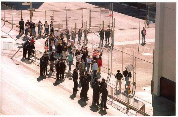 Reporter retrospective on 1994 strike
