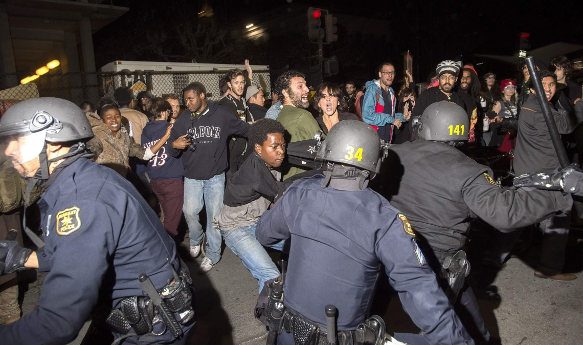 Journalists condemn Berkeley police brutality against press