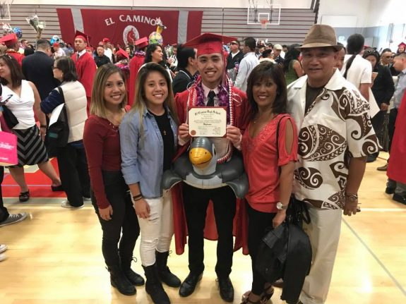 Guild scholarship recipient sets sights high