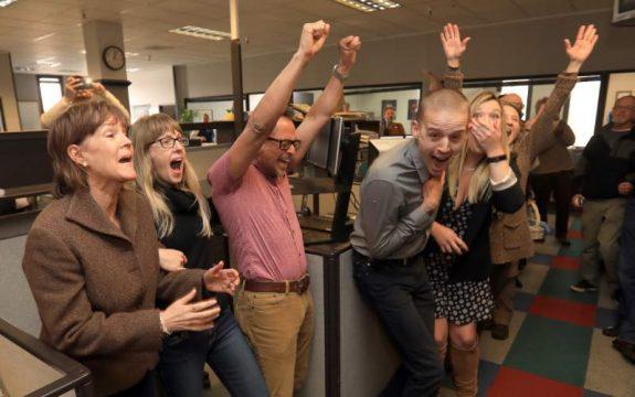 Santa Rosa Press Democrat Wins Pulitzer for Fire Coverage